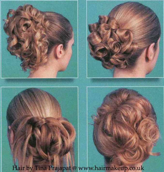 part-time courses in hairstyling, make-up and asian bridal