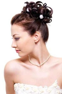 Dream Wedding Day Hairstyles inspired by Leap Year, Ipswich