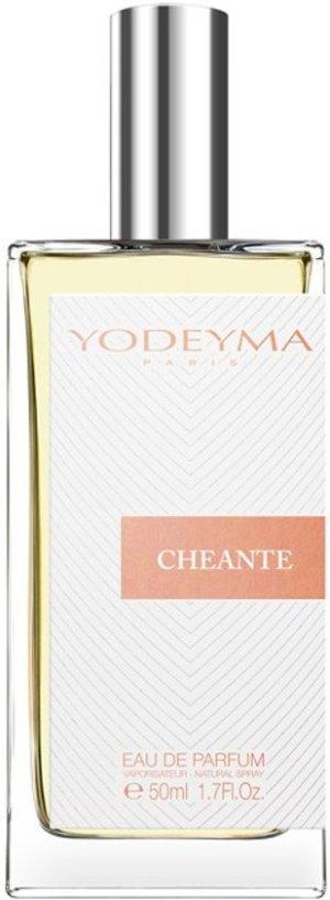 cheante 50 ml eau the parfum yodeyma