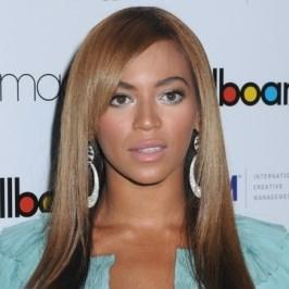 20 Inch Gracefull Long Brown Beyonce Knowles Straight Chic