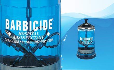 Barbicide Midsize Jar