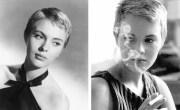 vintage short hair idols