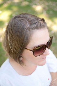 Short Cut Saturday - Braids for short hair - Hair Romance
