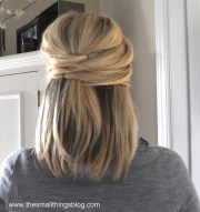 elegant - hairstyle