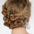Hair straight hair pin updo long hair hairstyles tutorials easy