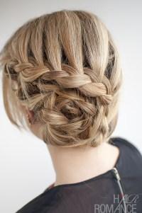 French Braid Wedding Hairstyles Long Hair ...