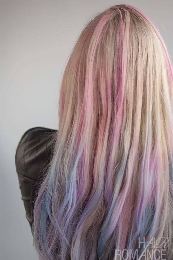 How To Use Hair Chalk Hair Romance