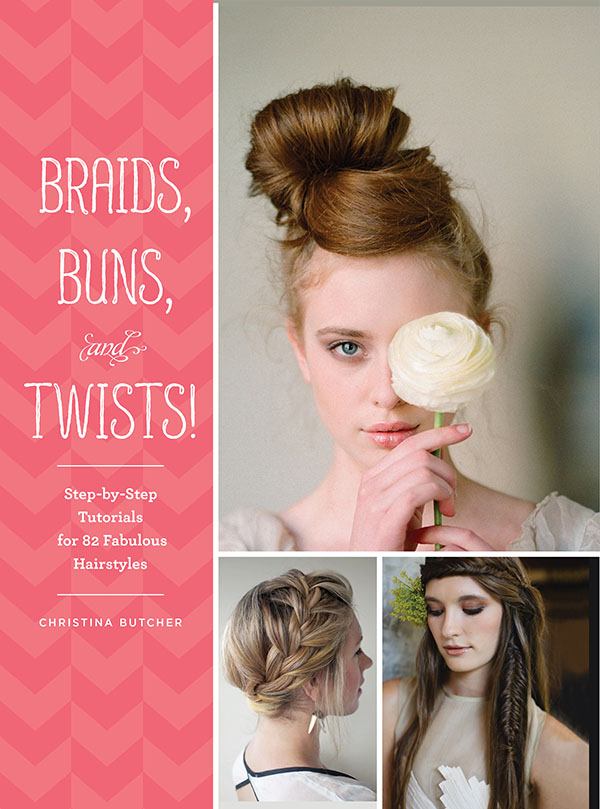 The Hairstyle Directory  Buns Braids and Twists  Hair Romance