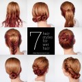 Ready fast with 7 easy hairstyle tutorials for wet hair hair romance