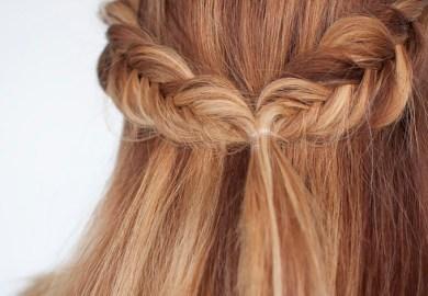Hair On Pinterest Fishtail Braids And My Hair