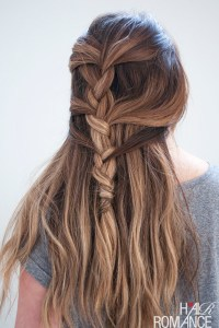 The gallery for --> Loose French Braid Tumblr