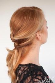 hairstyle tutorial - twist