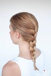 hairstyles wet hair 3 simple