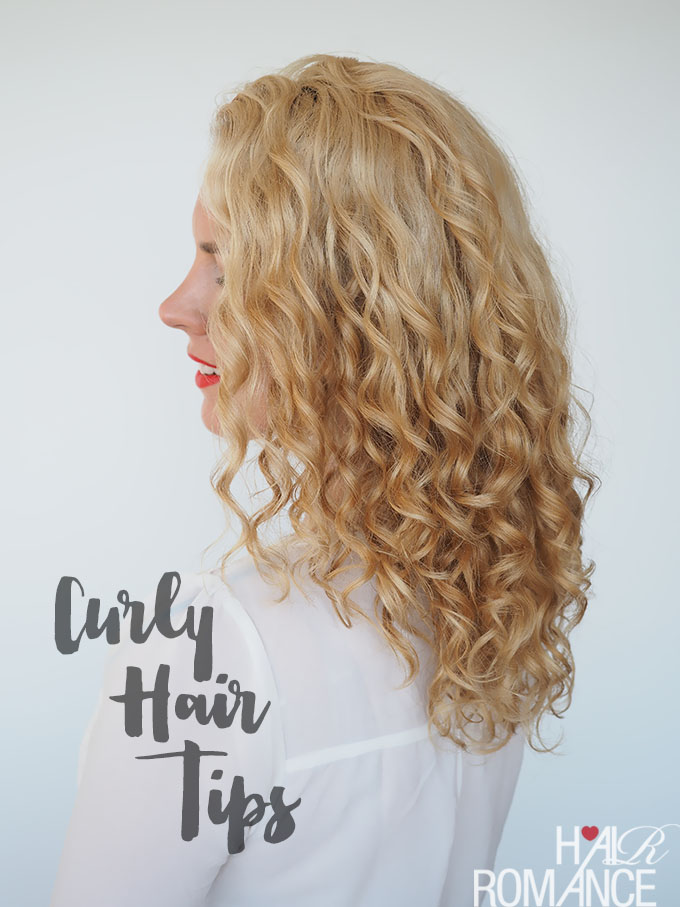 How To Style Curly Hair With Gel Hair Romance
