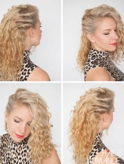 curly hairstyles in days