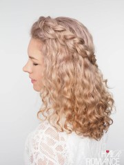 tips braiding curly hair