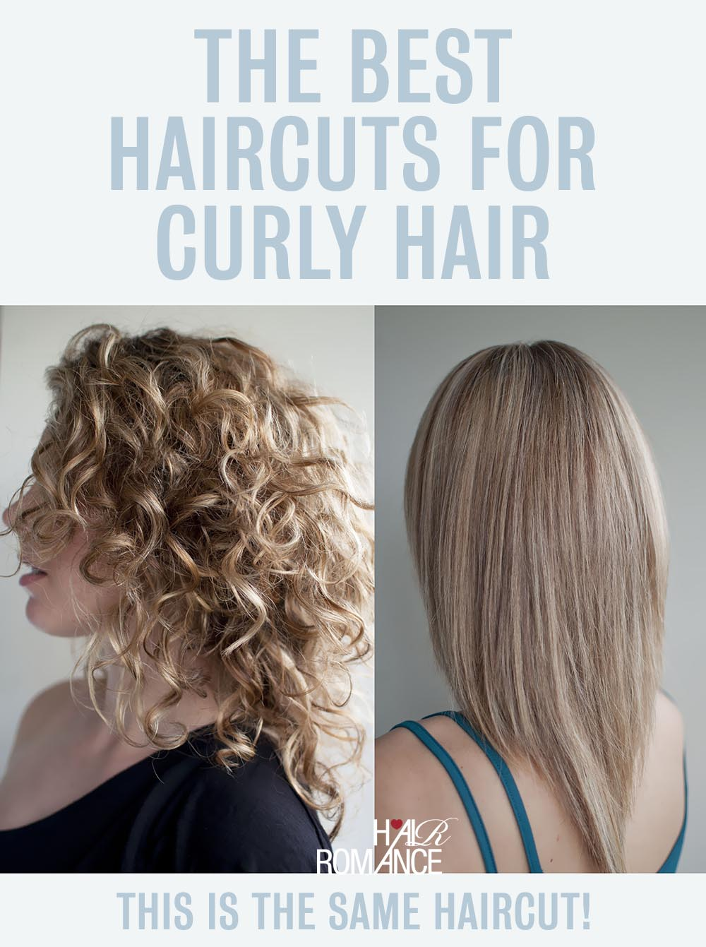 The Best Haircuts For Curly Hair Hair Romance