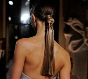 nyfw hairstyles - marchesa naeem