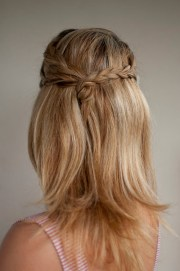 five easy wedding hairstyles