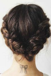 charming braided hairstyles