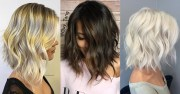 latest and popular messy bob hairstyles
