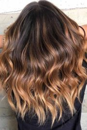hottest brown ombre hair ideas