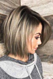 easy medium length hairstyles