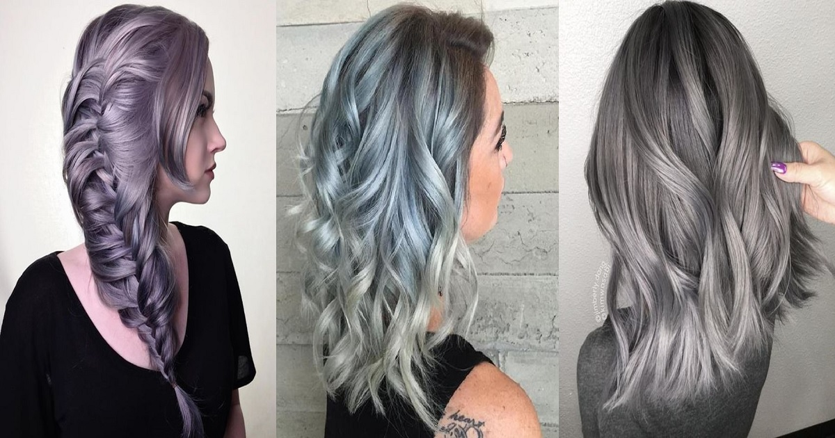 106 silver hair color