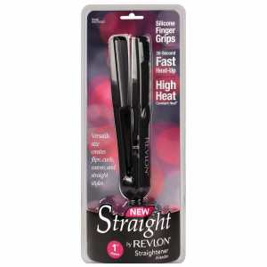 Revlon Rvst2043 Mid Size Ceramic Straightener review