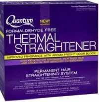 Quantum Thermal Straightener