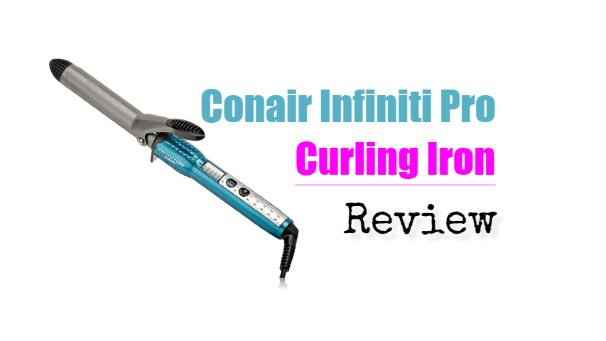 Conair Infiniti Pro Curling Iron Review