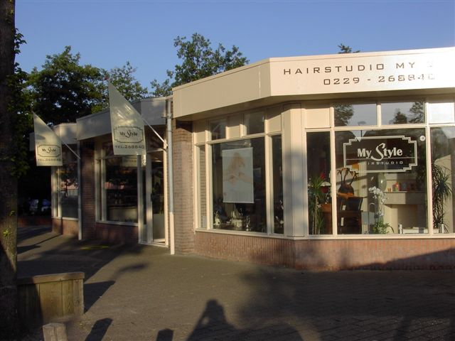 Hairstudio My Style  Your hair our care