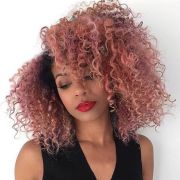 pink hair color ideas cute