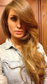 Honey Blonde Hair Color For Black Women Dark Brown Hairs ...