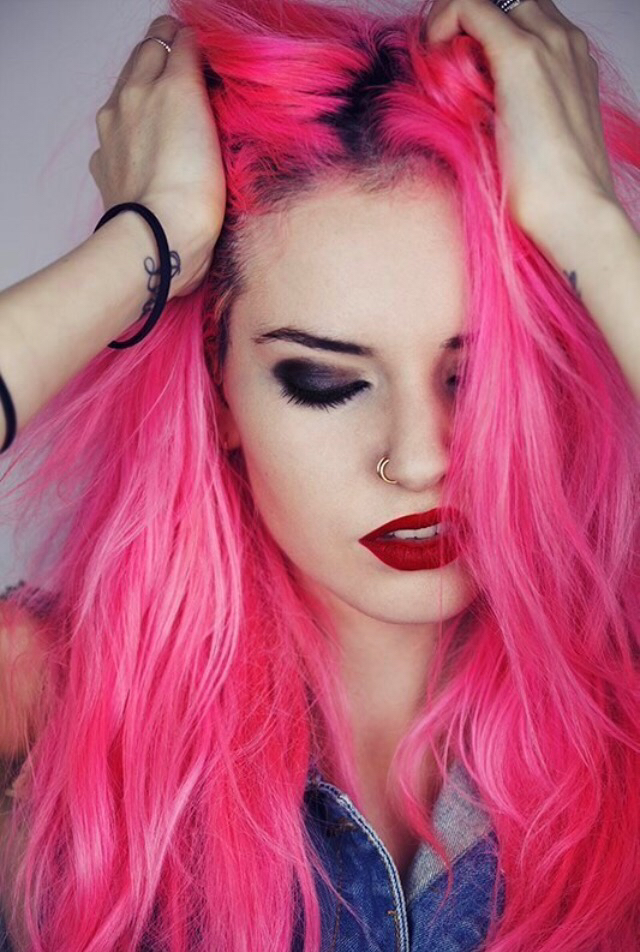 30 Pink Hair Color Ideas So Cute Youll Blush In 2018