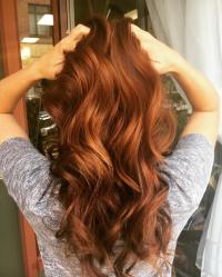 17 Pumpkin Spice Hair Color Ideas 2018 | Hairstyle Guru