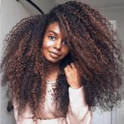 big curly hair ideas & inspiration