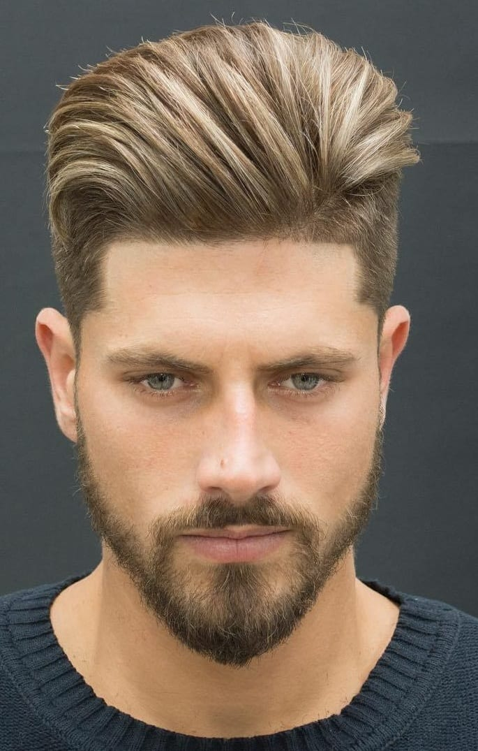 Hottest High Fade Pompadour Hairstyle Worth Trying Now