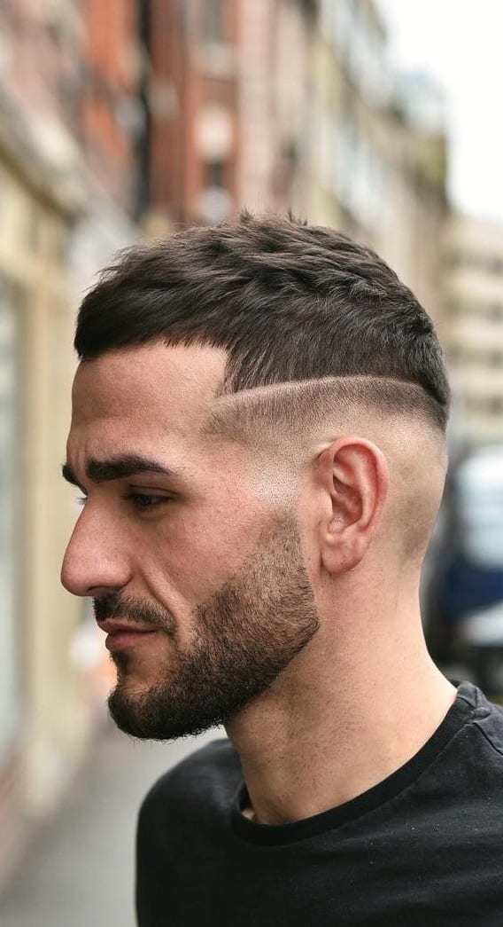 Short Haircuts For Men In 2019
