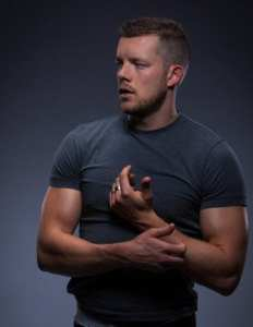 russell tovey short hair look