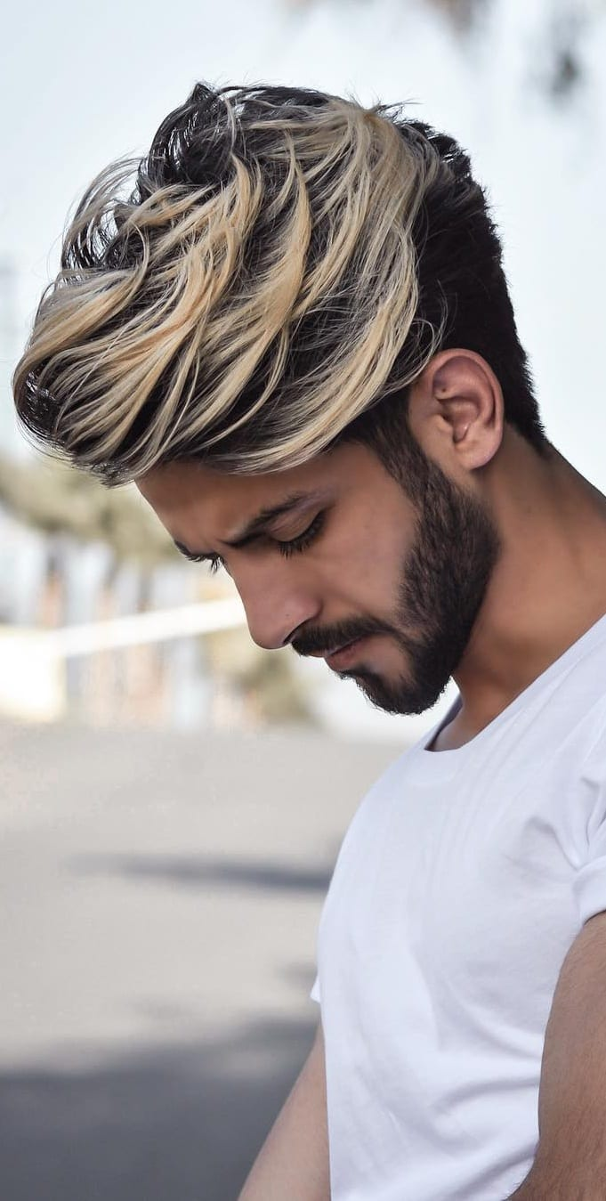25 Super Inspirational Long Hairstyles For Men
