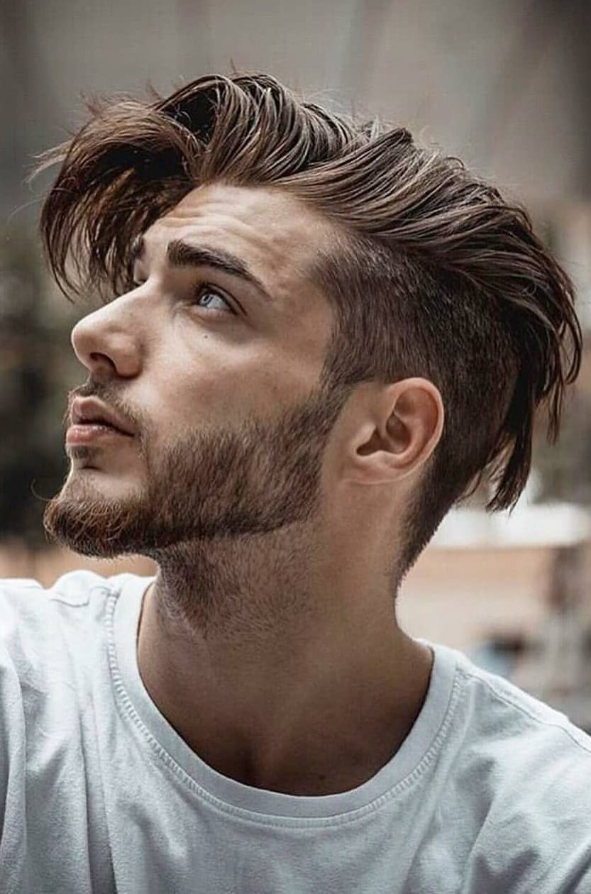 Long Hairstyles For Men For 2019