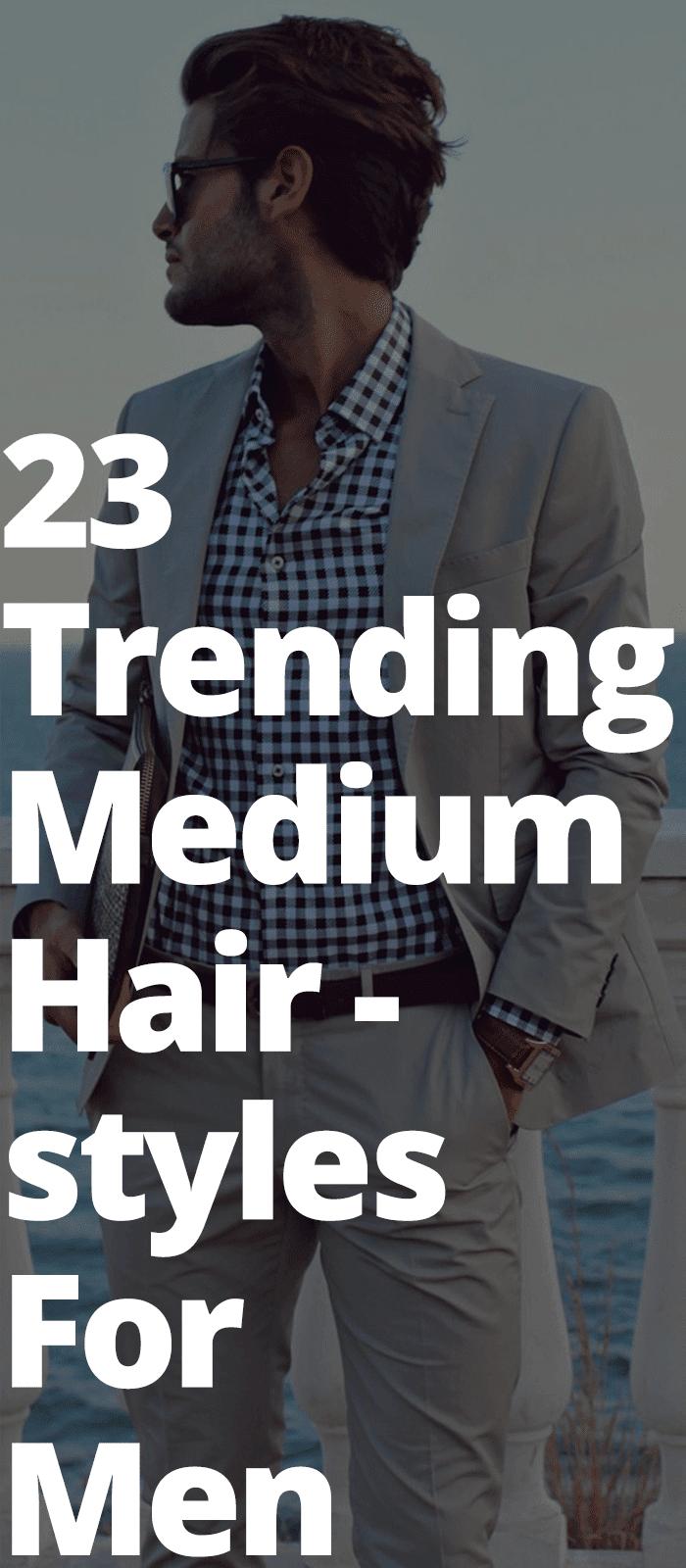 Trending Medium Hairstyles