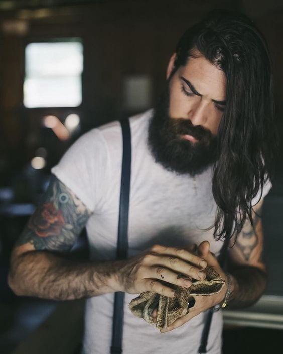 Hipster-With-A-Long-Hair-Beard