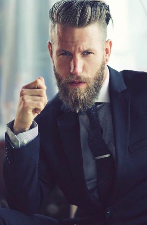 undercut-beard-hair-combination