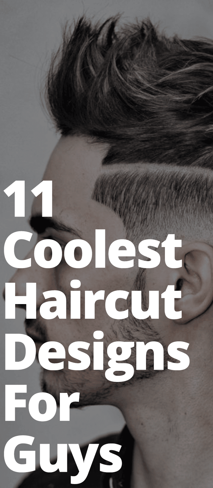 Coolest Haircut Designs 2018