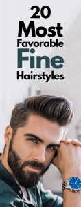 Fine Hairstyles For Men 2019.