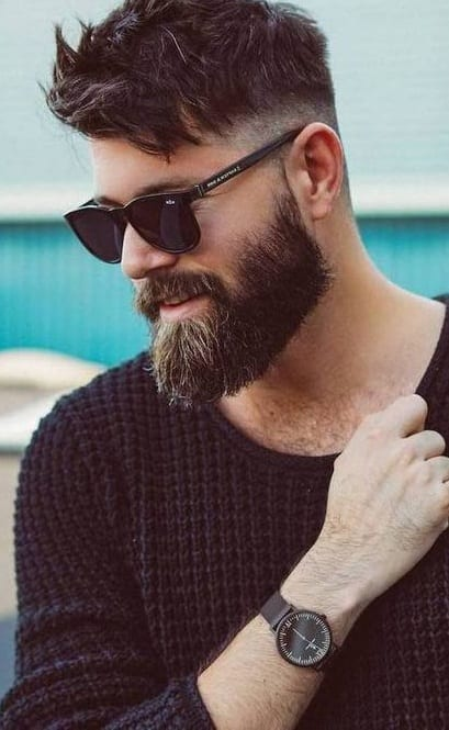 Top Fade Hairstyles For Men