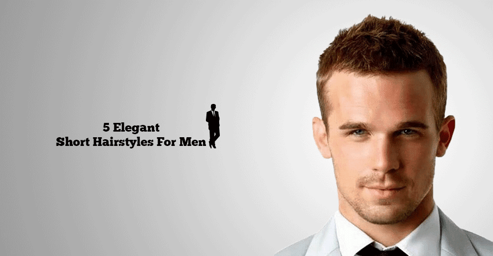 Best Short Hairstyles Men