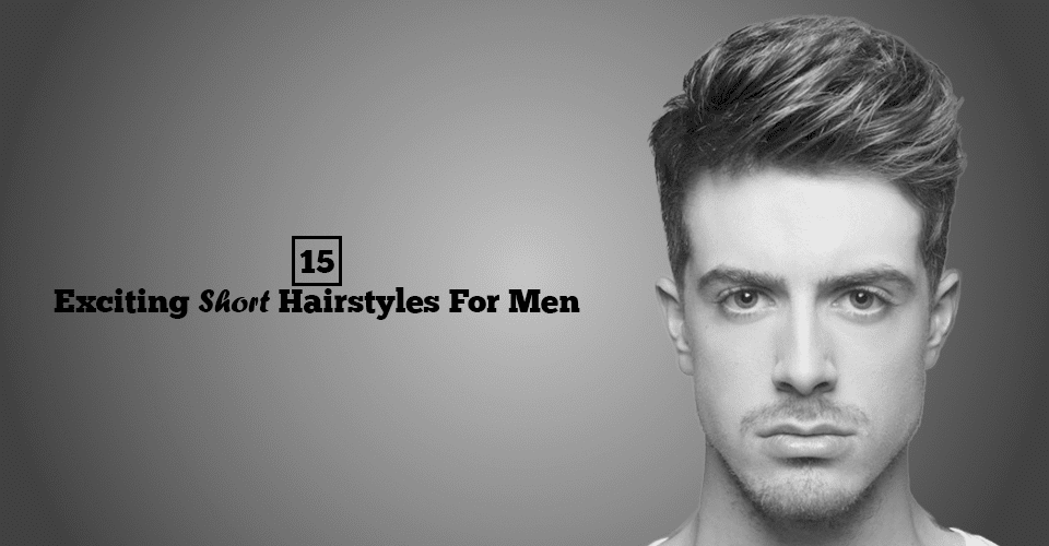 Images of Short Hairstyles For Men